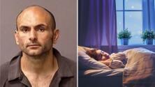 Padre salva a su hija de 5 años de un delincuente sexual que entró a su casa