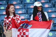 Con tres goles, Croacia derrota a Escocia con marcador 3-1 en la fase de grupos de la Euro 2020. Nikola Vlasic lideraba el encuentro, pero el escocés Callum McGregor le daba esperanza a su equipo, sin embargo Luka Modric e Ivan Perisic confirmaron la victoria de la escuadra croata y su calificación a Octavos de Final.