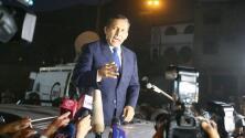 Expresidente peruano Humala sale de prisión y sigue investigado por presuntos pagos de Odebrecht