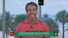 Pável Pardo le recuerda al 'Bam-Bam' que lo hizo famoso en su debut