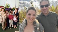 """""""No están seguros si va a sobrevivir"""": madre de cuatro niños lucha contra la variante delta del coronavirus y su esposo murió"""