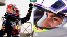 Verstappen saldrá primero en el GP de Países Bajos y Checo en 16