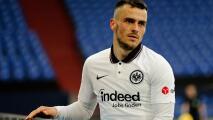Por 'error' en correo electrónico, Eintracht se quedó sin Kostic