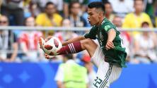 'Chucky' Lozano y Carlos Vela, las claves de México ante Brasil según Zamorano