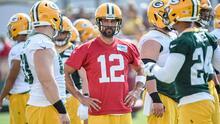 ¡Novela! Aaron Rodgers no se presenta a los OTAs de Packers