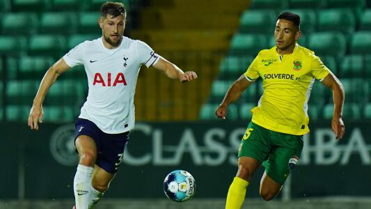 Tottenham impuso una marca negativa para el futbol inglés