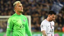 Keylor Navas tiene la 'bendición' de Messi y los sudamericanos