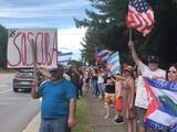 """Cubanos en Raleigh piden ayuda para su pueblo """"desarmado y desprotegido"""""""
