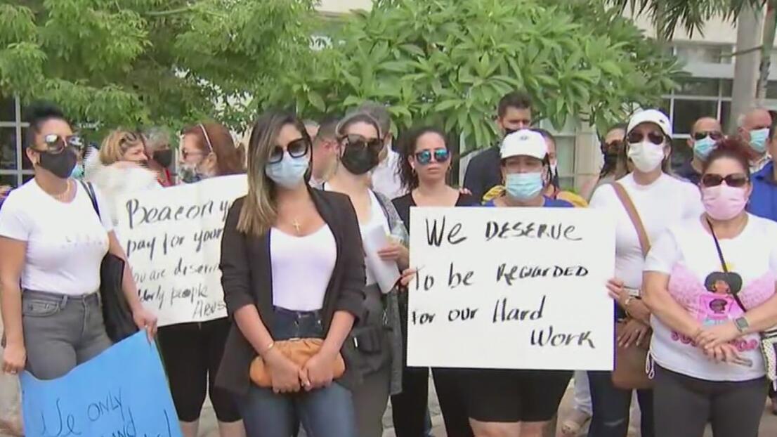 Trabajadores sociales y ancianos en Miami-Dade denuncian que no están recibiendo servicios adecuados