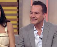 """""""Positivo, positivo, positivo"""": Carlos Calderón contó cómo fue que se enteró del embarazo de su novia Vanessa Lyon"""