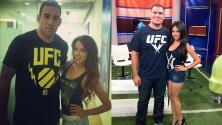 UFC llegó a México con Jimena