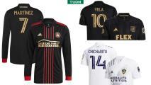 Josef Martínez opaca a Vela y Chicharito en jerseys más vendidos