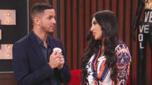 Mark y Camila decidieron que no seguirán juntos y se despidieron con un abrazo