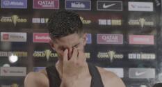 Gordillo casi rompe en llanto tras saber que el 'Pescadito' Ruíz festejó su gol