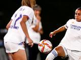 Kenti Robles anota primer gol del Real Madrid Femenino en Champions League