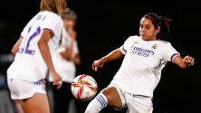 ¡Woow! Kenti Robles anota primer gol de Champions para Real Madrid