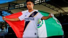 Efraín Álvarez la joya juvenil de la selección mexicana que dirige el 'Tata' Martino