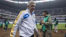El 'Tuca' deja a Tigres en buenas manos: Mejía Barón y Hugo Hernández quedarán a cargo del equipo
