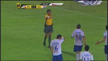 Cruz Azul comete un penal a favor de Atlante