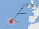 Live: Stay up to date with the path of Hurricane Lorenzo