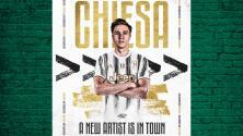 Raúl Jiménez nunca llegó: Juventus ficha a Federico Chiesa