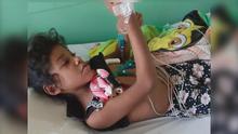 Ayuda de Impacto: Niña necesita ayuda para conseguir medicamentos tras trasplante de riñón