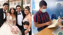 Estudiante hispano de Houston es aceptado en 22 universidades