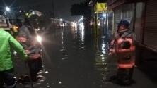 Inesperadas inundaciones en el Estado de México: al menos dos personas fallecidas