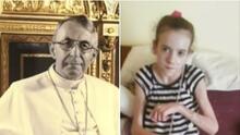 """""""La fe siempre está triunfando"""": Candela Giarda, la joven que recibió el milagro del papa Juan Pablo I"""