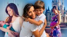 Satcha Pretto celebra los 7 años de Bruce: mira lo mucho que ha crecido su hijo mayor