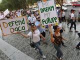 """""""Terminó esta pesadilla"""": la voz de una dreamer ante la decisión que le permite permanecer en EEUU"""