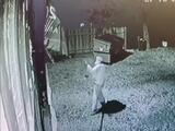 Buscan a hombre que destrozó letreros de Donald Trump en el condado Placer