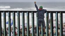 Diarios de la caravana - Migrantes a la espera del asilo en EEUU.