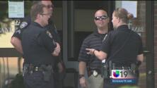 Fundación de policías investigará intento de robo a Bank of the West de Stockton