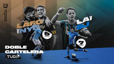 ¿Estás preparado? Espectacular doble cartelera con LAFC y LA Galaxy