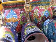 Tubac un colorido pueblo en la frontera con México que vibra con la artesanía mexicana