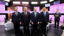 Ataques y acusaciones de corrupción: lo que dejó el último debate presidencial mexicano