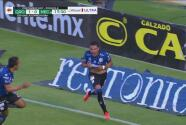 ¡Se emociona hasta las lágrimas! Pablo Barrera hace el 1-0 del Querétaro