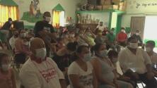 """""""Tenemos esperanza"""": júbilo entre migrantes en la frontera con México que celebran la victoria de Biden y Harris"""