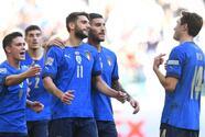 Italia se queda con el tercer sitio de la Nations League