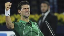 Novak Djokovic presentó su torneo de tenis para jugarse en Junio