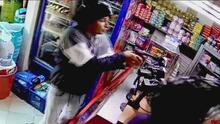 Comerciante fue asesinado frente a su familia: en video quedó el rostro de los asaltantes