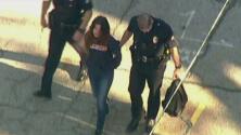 Autoridades confirman que fue detenida una sospechosa por el tiroteo ocurrido en una escuela de Los Ángeles