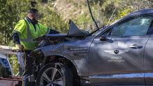 Accidente de Tiger Woods fue por exceso de velocidad, señalan autoridades