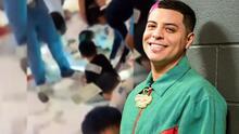 Eduin Caz celebra el bautizo de su hija con una fiesta en la que hasta llovieron dólares