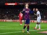 Antoine Griezmann se siente aislado en el Barcelona