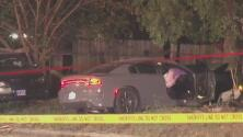 Dos hombres resultan heridos tras un tiroteo desde un auto en movimiento al norte de Houston