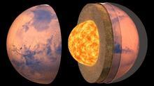 Investigadores dan a conocer cómo sería el núcleo de Marte: líquido y con un radio de 1,161 millas