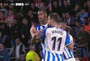 ¡Toman la ventaja! Isak le da la vuelta al partido con su 1-2 ante PSV