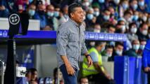 Despiden a Nacho: Ambriz fue destituido como DT del Huesca